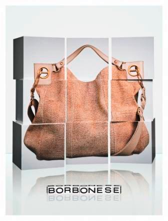 Borbonese nuova collezione di borse e accessori p e 2013 f31f73c3709