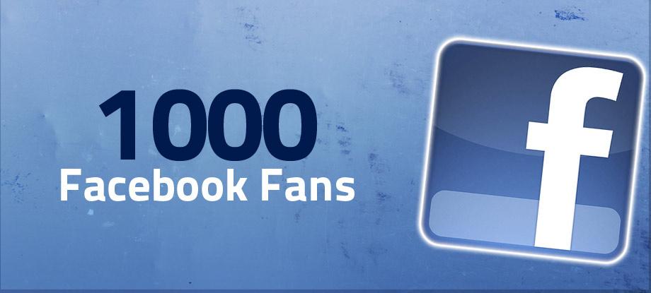 1000 fan