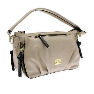 borsa sottospalla grigio nolita