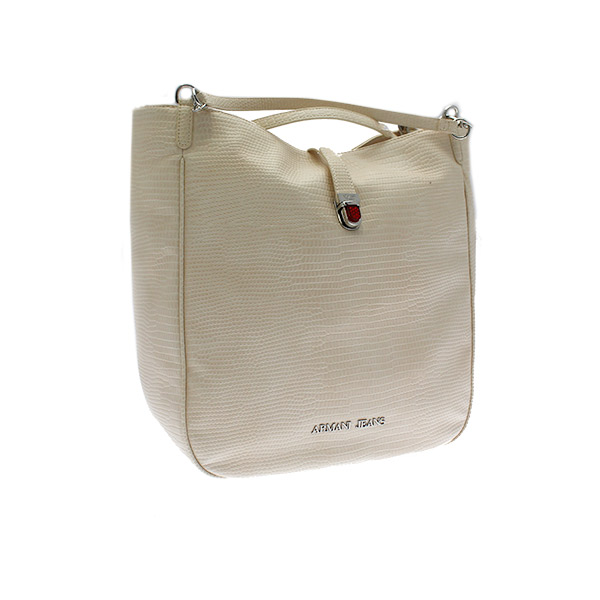 shopping bag panna armani v5289