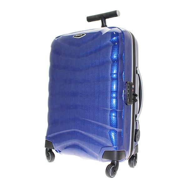 trolley deep blue samsonite u7211001