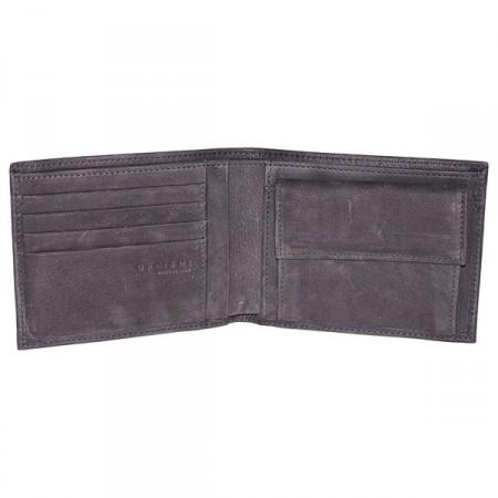portafoglio nero interno orciani su0041lb