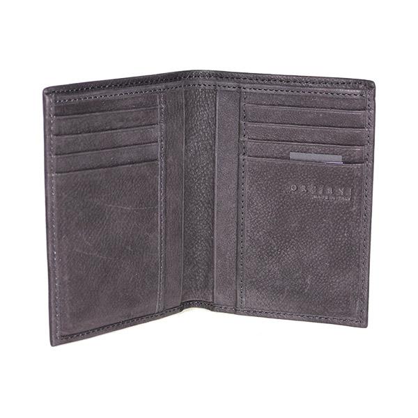 portafoglio nero interno orciani su0045lb