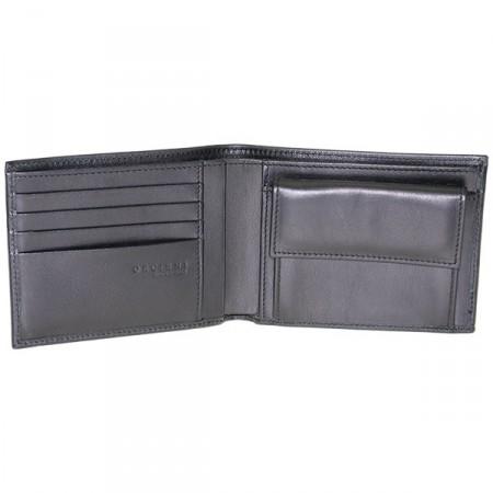 portafoglio nero interno su0041saf