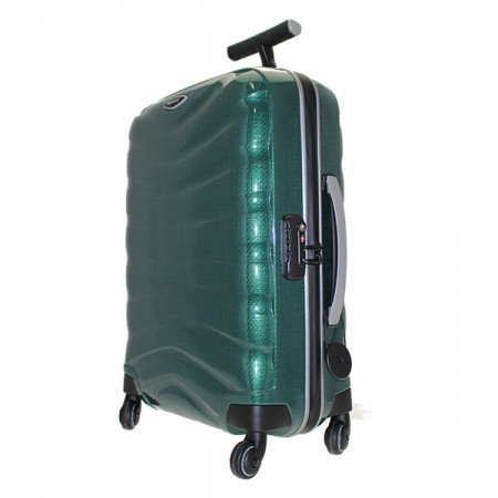 trolley firelite racing green u72 14 001 samsonite