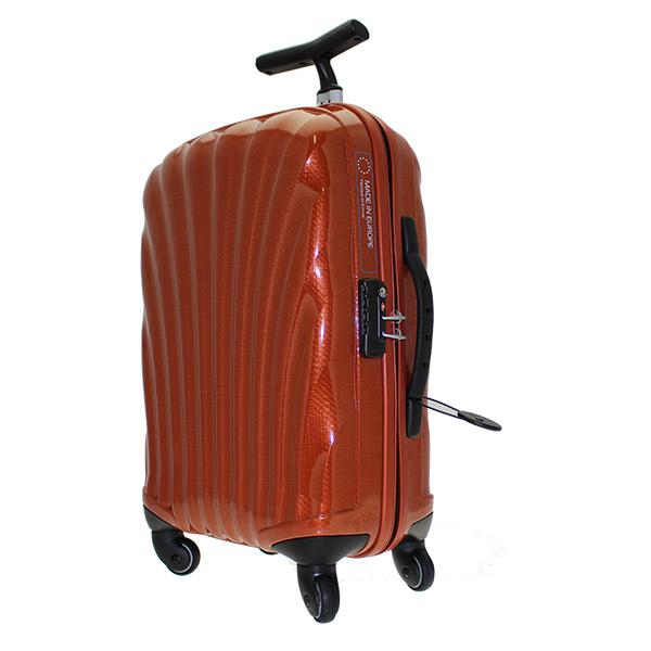 trolley v22 96 102 orange cosmolite samsonite