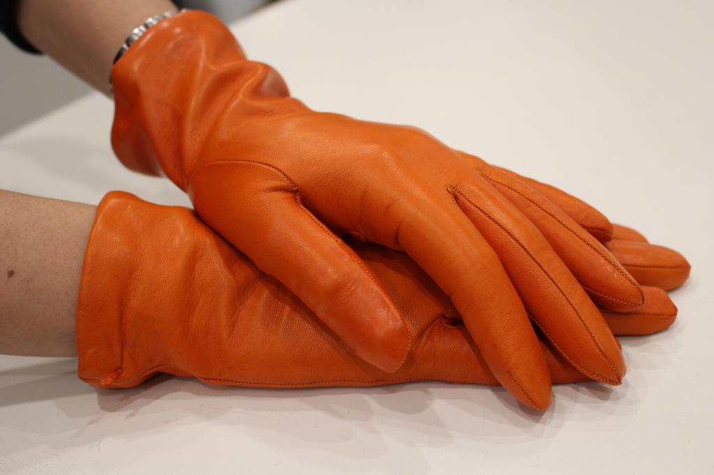 guanti donna Sermoneta in capretto con interno cashmere