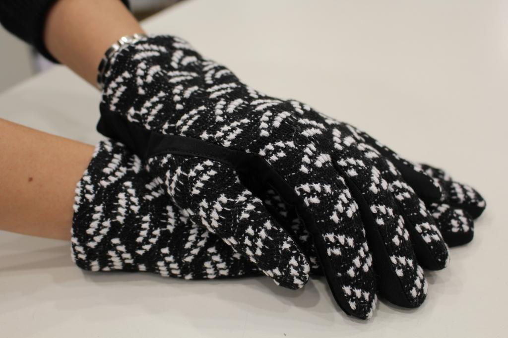 guanti donna in microfibra Sergio De Rosa