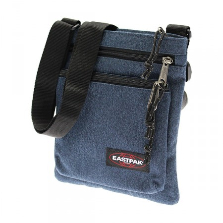 tracolla rusher double denim eastpak ek089