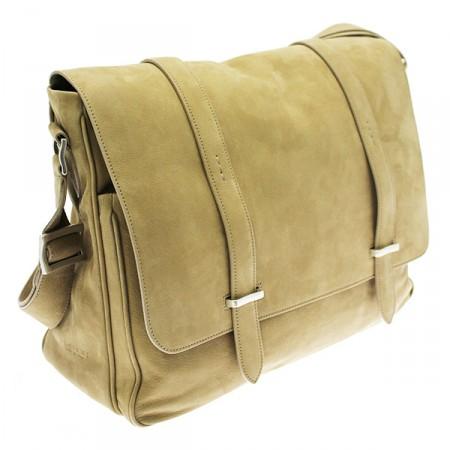 cartella messenger beige orciani p00622-lb