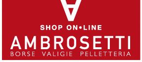 Vendita Borse e Valigie - Valigeria Ambrosetti Shopping On Line Varese