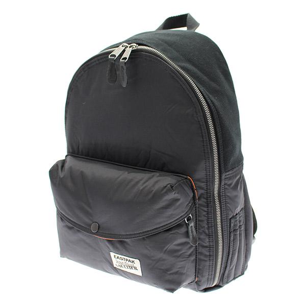 valigeria-ambrosetti-eastpak-zaino-padded-pak'r-limited-edition-bomber-black-ek15b