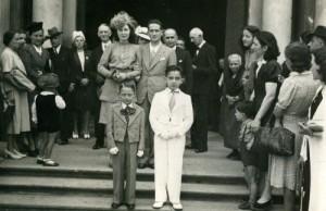 Matrimonio fondatori valigeria Ambrosetti Varese