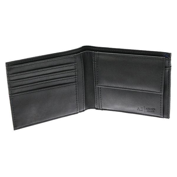 valigeria-ambrosetti-armani-jeans-portafoglio-uomo-nero-aperto-06v2f-j4
