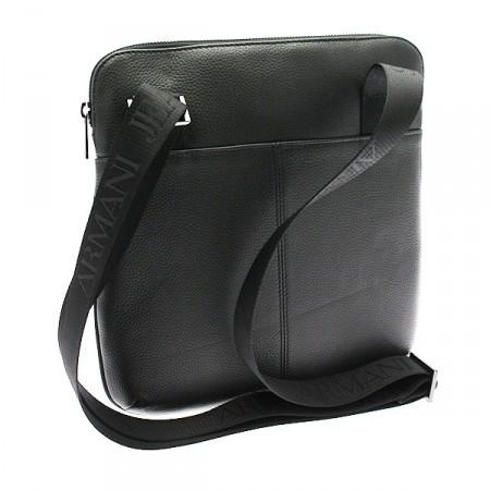 valigeria-ambrosetti-armani-jeans-borsa-a-tracolla-nero-retro-c622e-q7