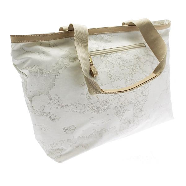 valigeria-ambrosetti-alviero-martini-1^-classe-shopping-bag-geo-white-n188