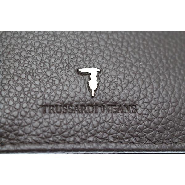 4e40576b60 valigeria-ambrosetti-trussardi-portafoglio-uomo-logo-71p004j476