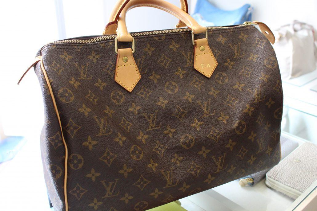 9955c9a876 Bauletto Speedy Vuitton: come riconoscere un originale e come pulirlo