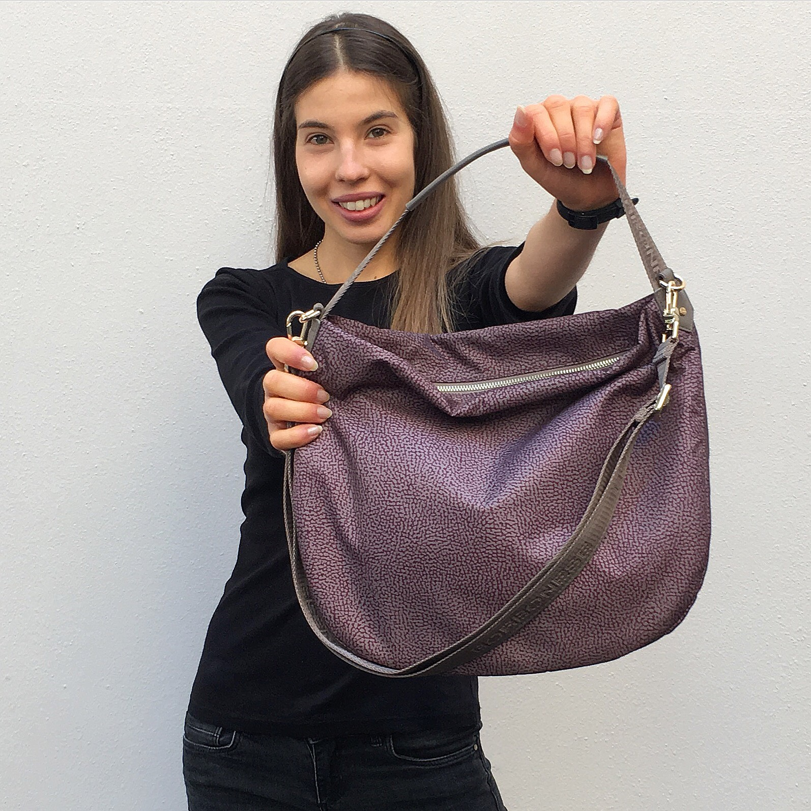 Borse Borbonese Varese : Nuova collezione borse borbonese fw in valigeria