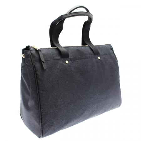 valigeria-ambrosetti-borbonese-shopping-bag-nero-934251296