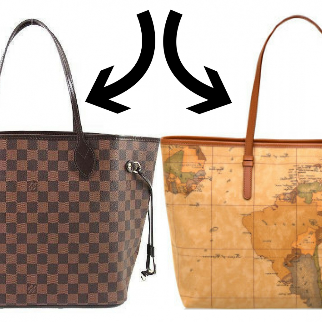 a9a80c18be Borse Louis Vuitton o Alviero Martini 1^ Classe? Guida ai materiali e alle  differenze
