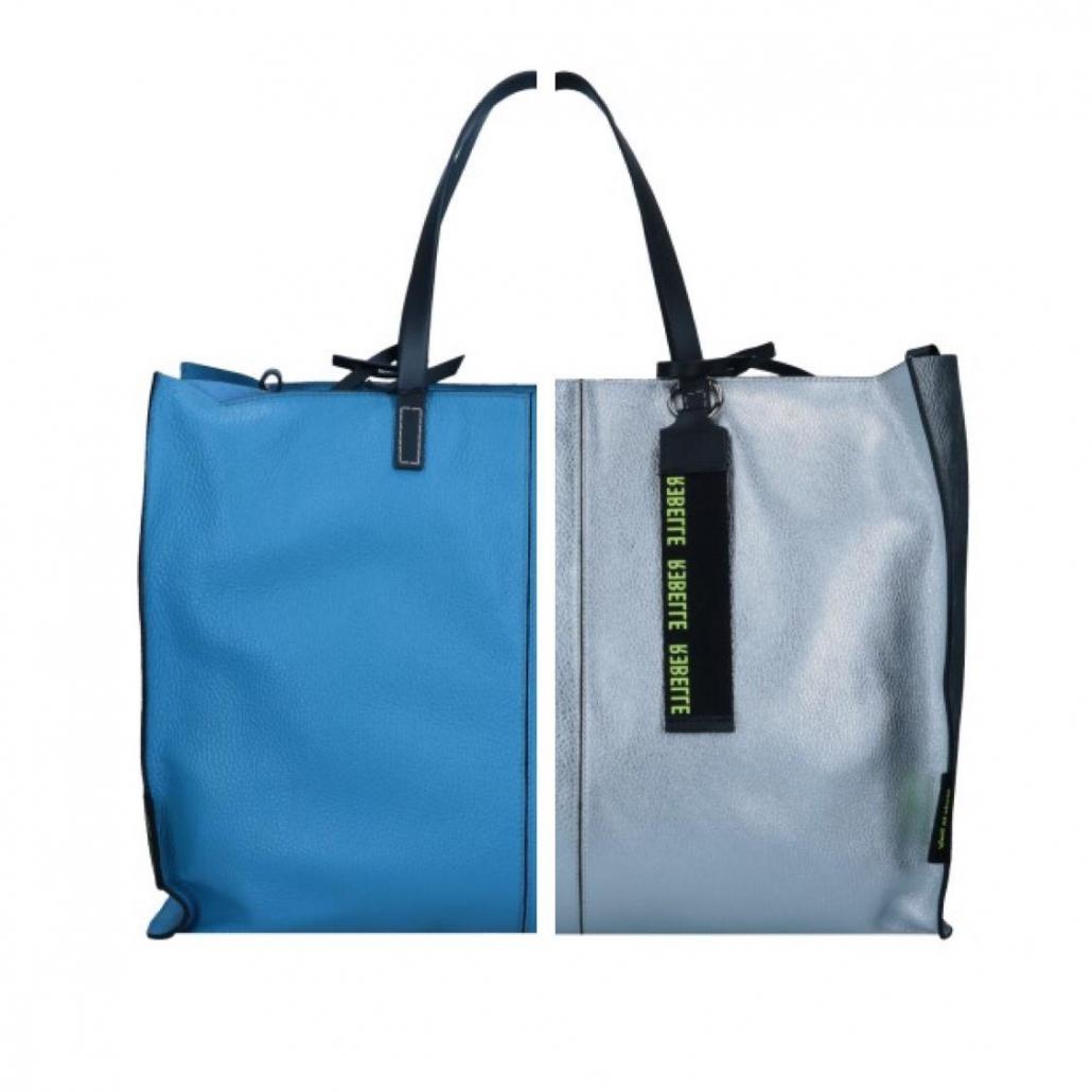 rebelle-shopping-bag-gioia-azzurro-argento