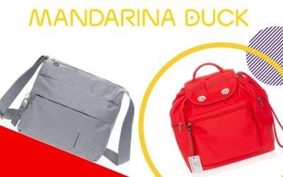 Mandarina Duck: storia del brand e tante curiosità sulle borse MD20 e Utility