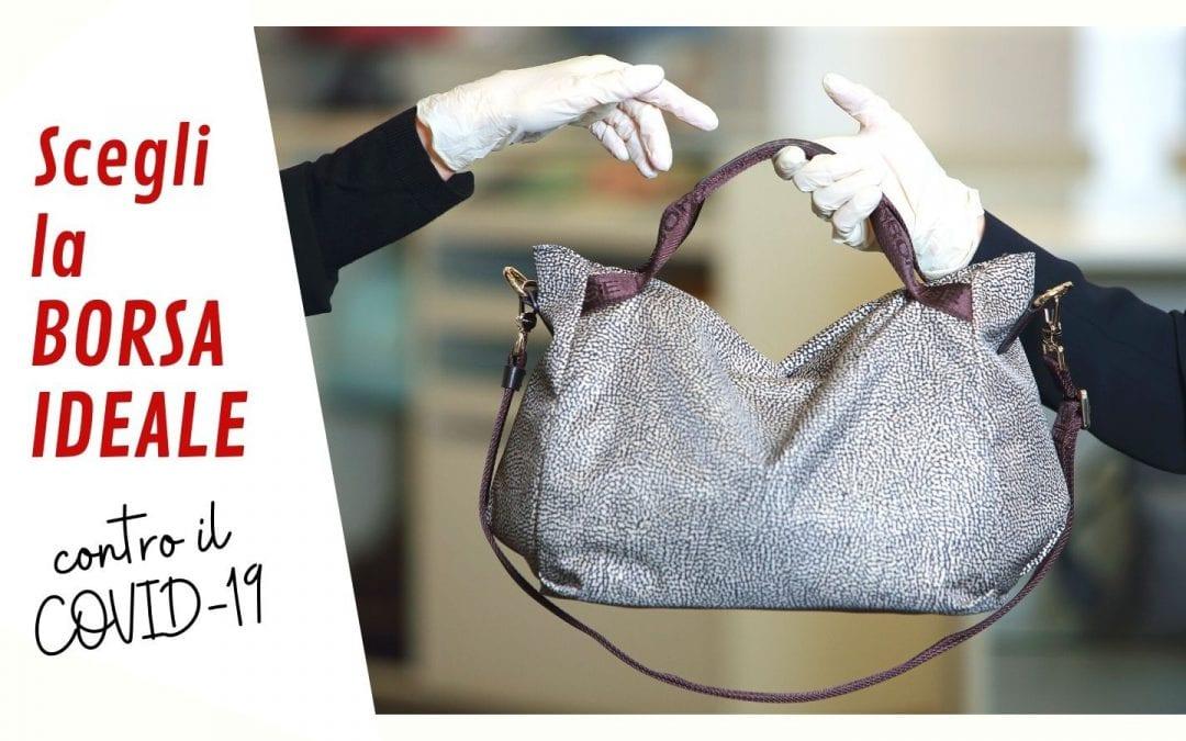 Guanti e gel igienizzante: tenere in mano una borsa è diventato un problema. Qual è quella giusta da utilizzare?