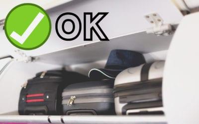 Coronavirus, DIETROFRONT bagagli a mano: ora possono essere portati in cabina