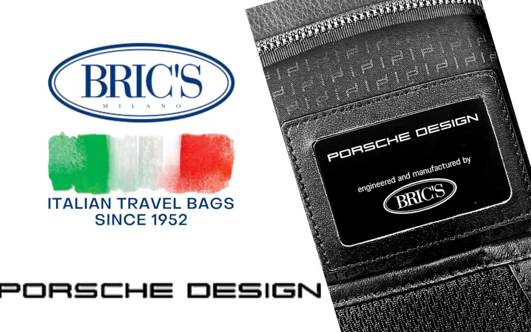 Porsche Design e Bric's: binomio vincente per una collezione di alta qualità