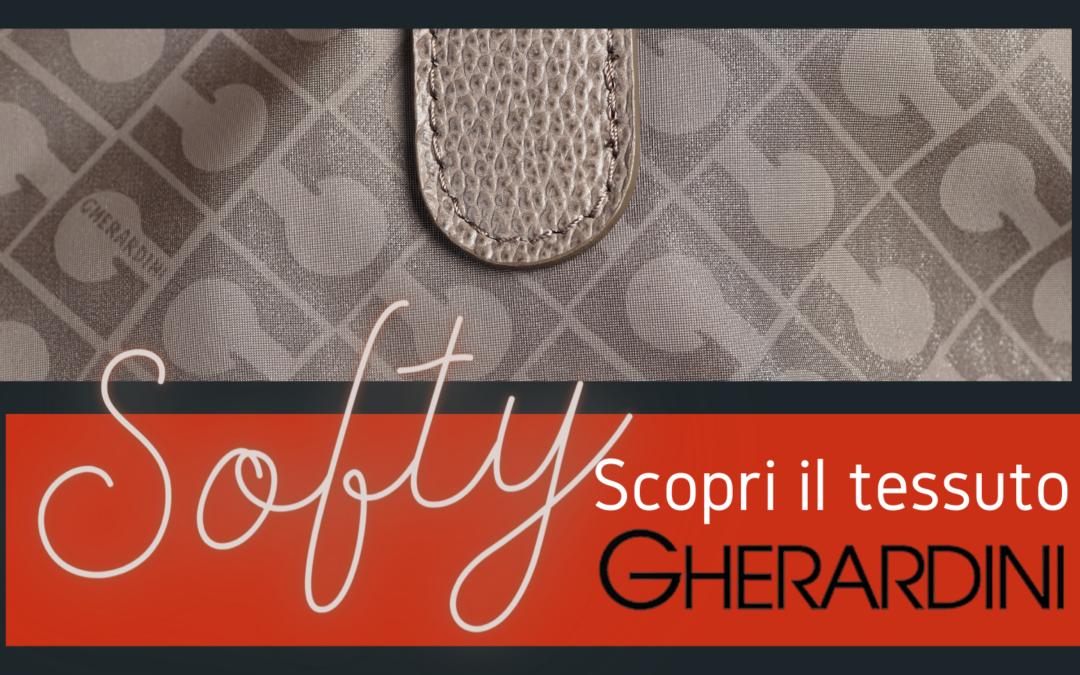 """Borse morbide Gherardini: tutto quello che c'è da sapere sul tessuto """"Softy"""""""