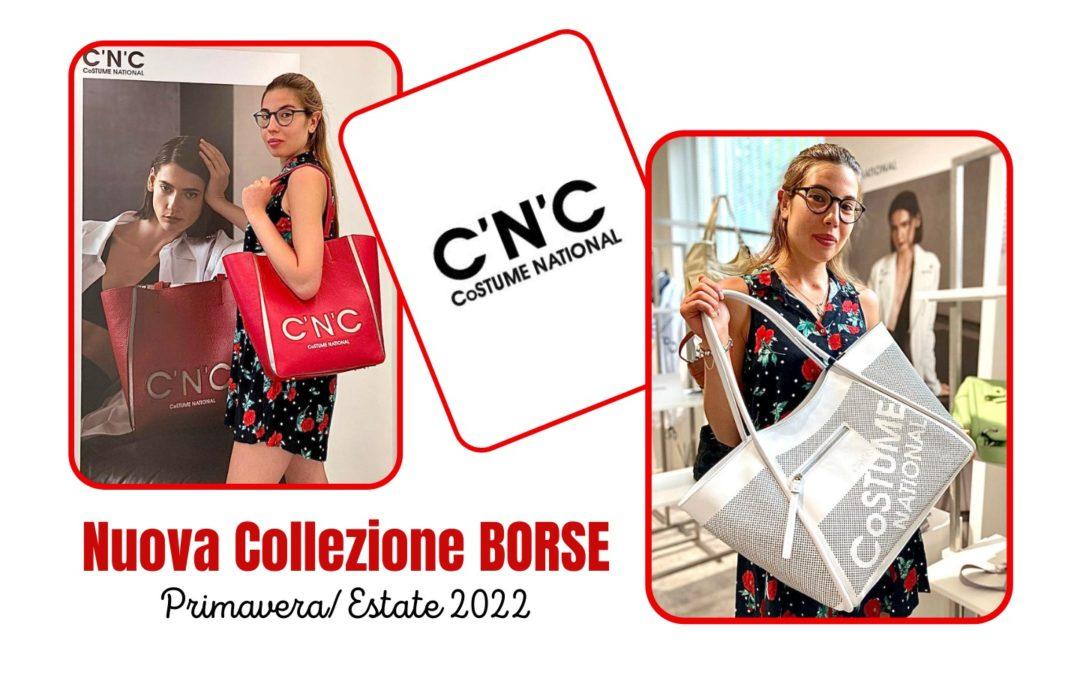 Abbiamo visto in anteprima le borse della nuova collezione PE2022 CoSTUME NATIONAL: ecco come sono!