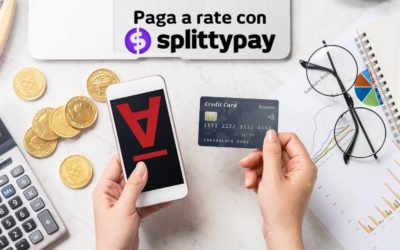 Acquista online in Valigeria Ambrosetti: compri subito e paghi a rate!